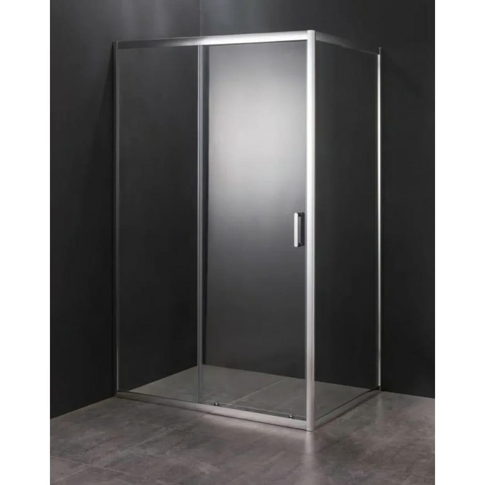 Душевой уголок без поддона orange с раздвижной дверкой e23-15080tcr