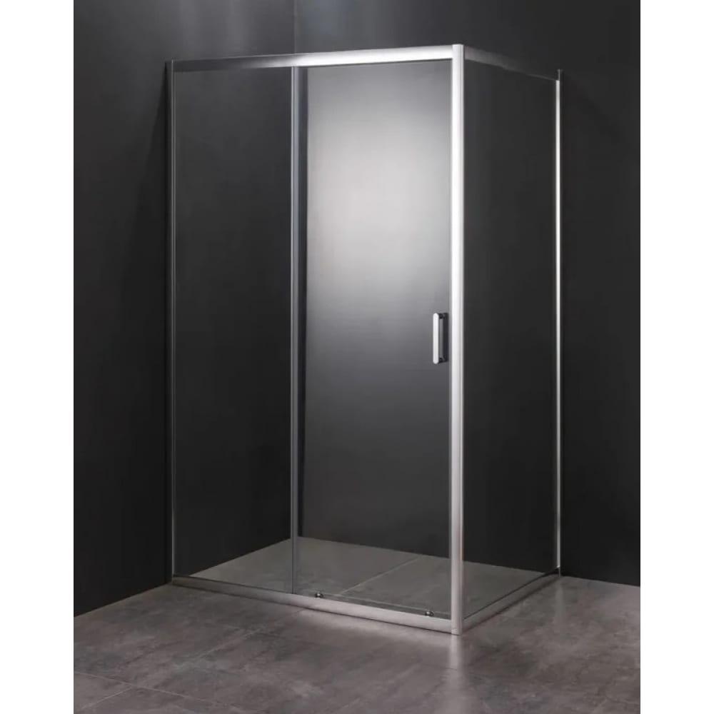 Душевой уголок без поддона orange с раздвижной дверкой e23-16080tcr