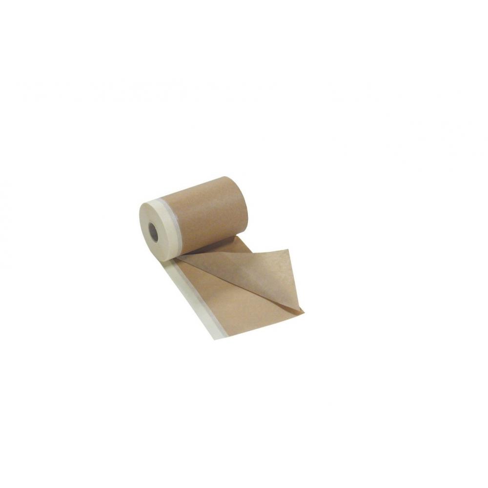 Бумага с малярной клеящей лентой мелодия цвета 18cm x 20m