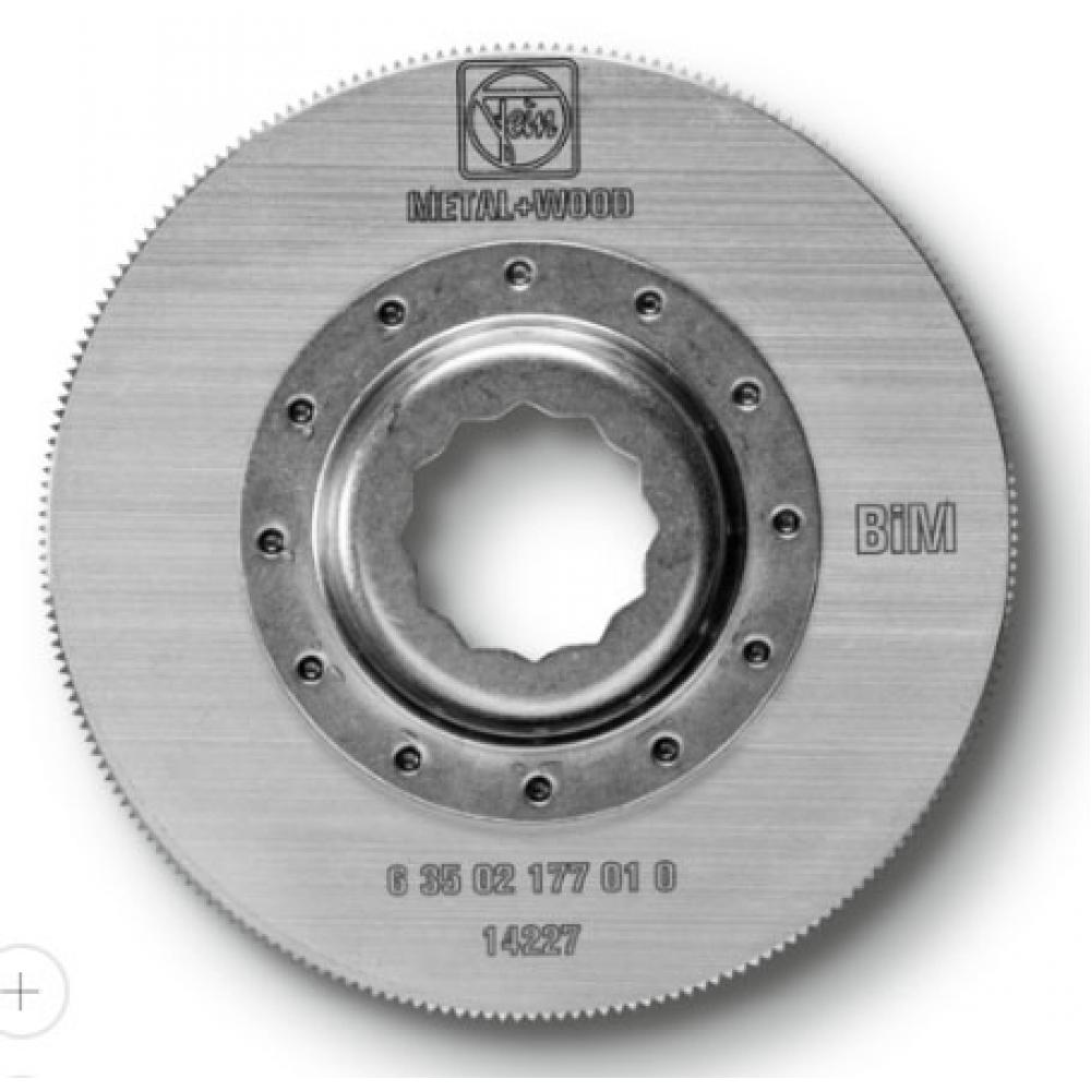 Полотно пильное 85 мм fein 63502177010