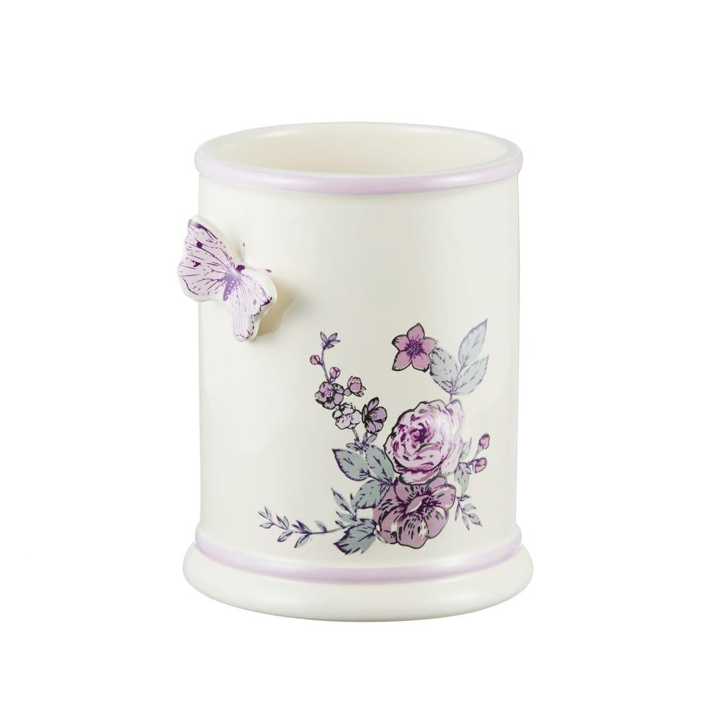 Настольный стакан fora butterfly керамика for bf044