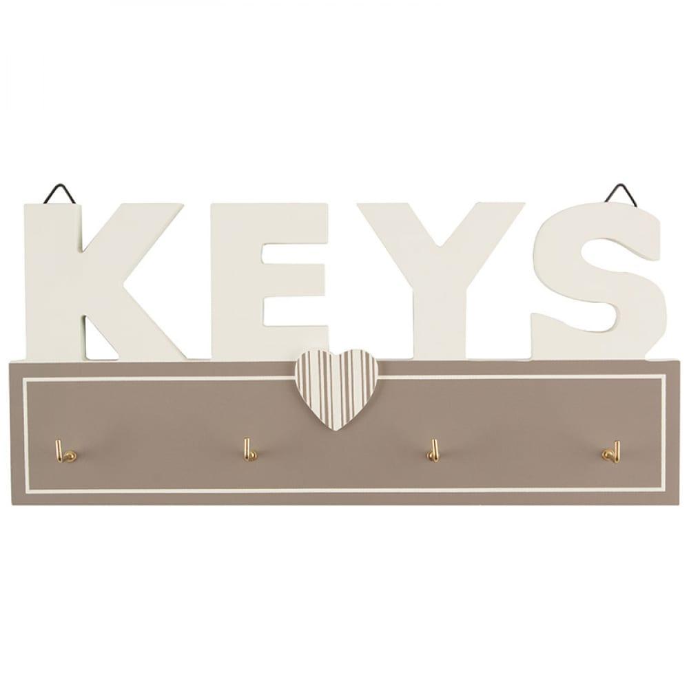 Купить Ключница волшебная страна 4 крючка планка 005844