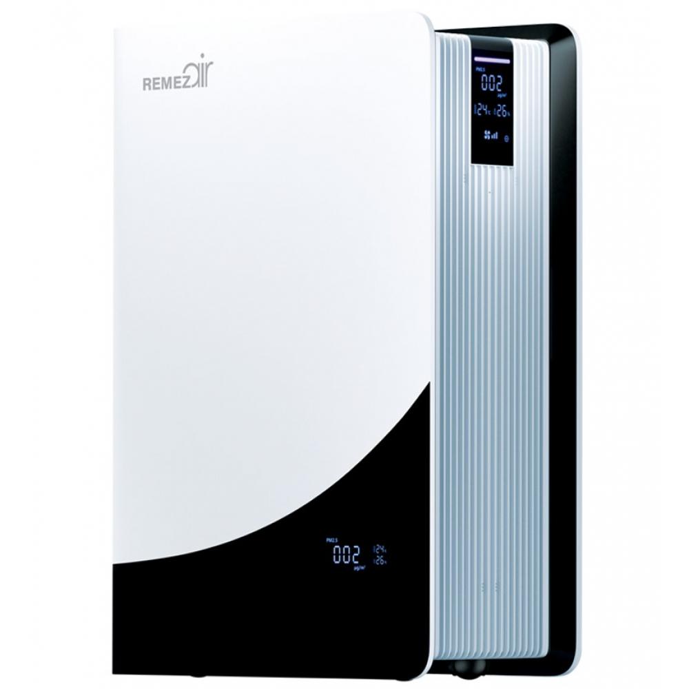 Очиститель-обеззараживатель воздуха remezair rma-201 цб-00000102