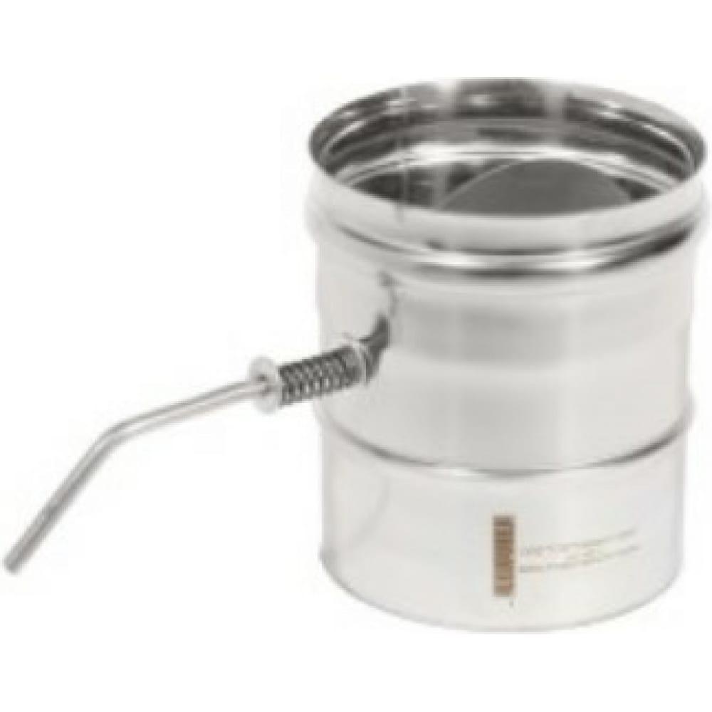 Шибер шмм-р 430-0.8 d120 тепловисухов ts.frt.shr.0120.64268  - купить со скидкой