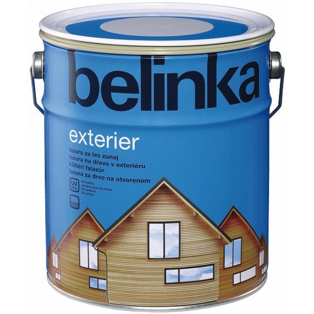 Купить Лазурное покрытие для защиты древесины belinka exterier 10 л, 28 старая древесина 31128