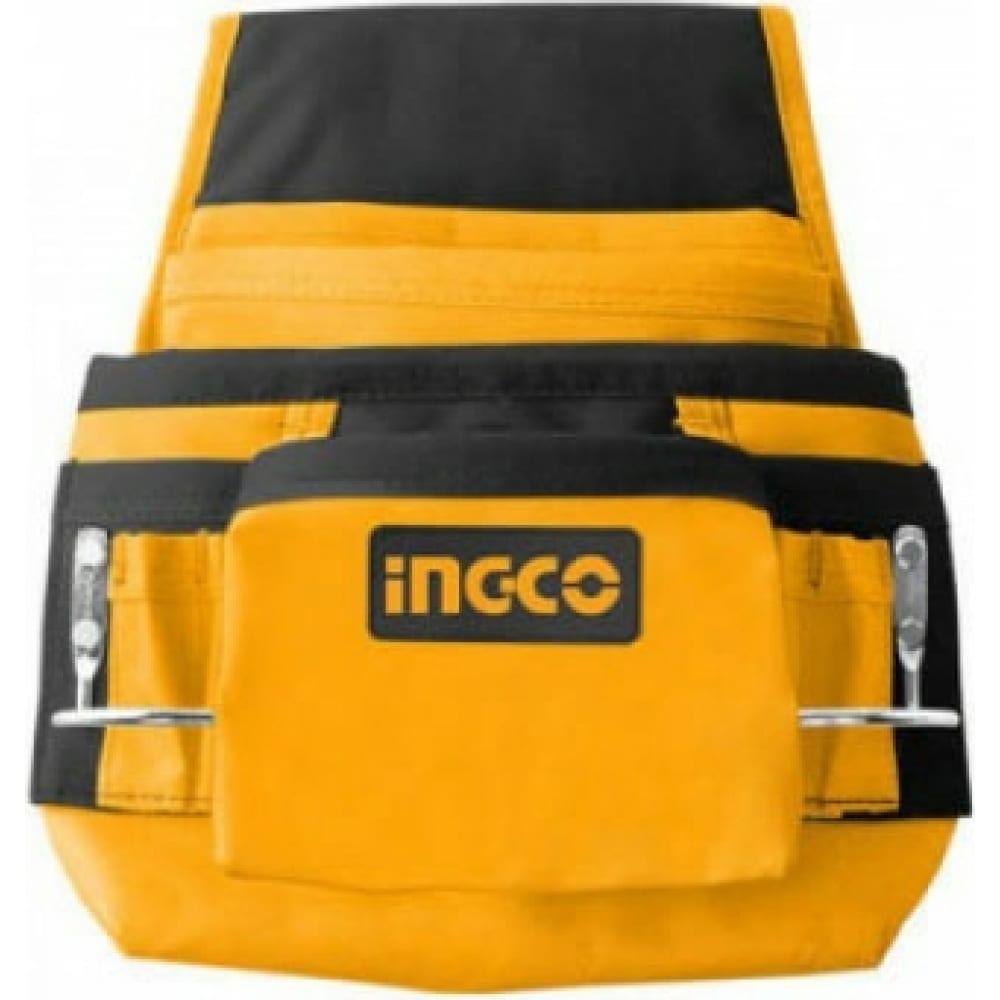 Поясная сумка для инструментов ingco, htbp01011