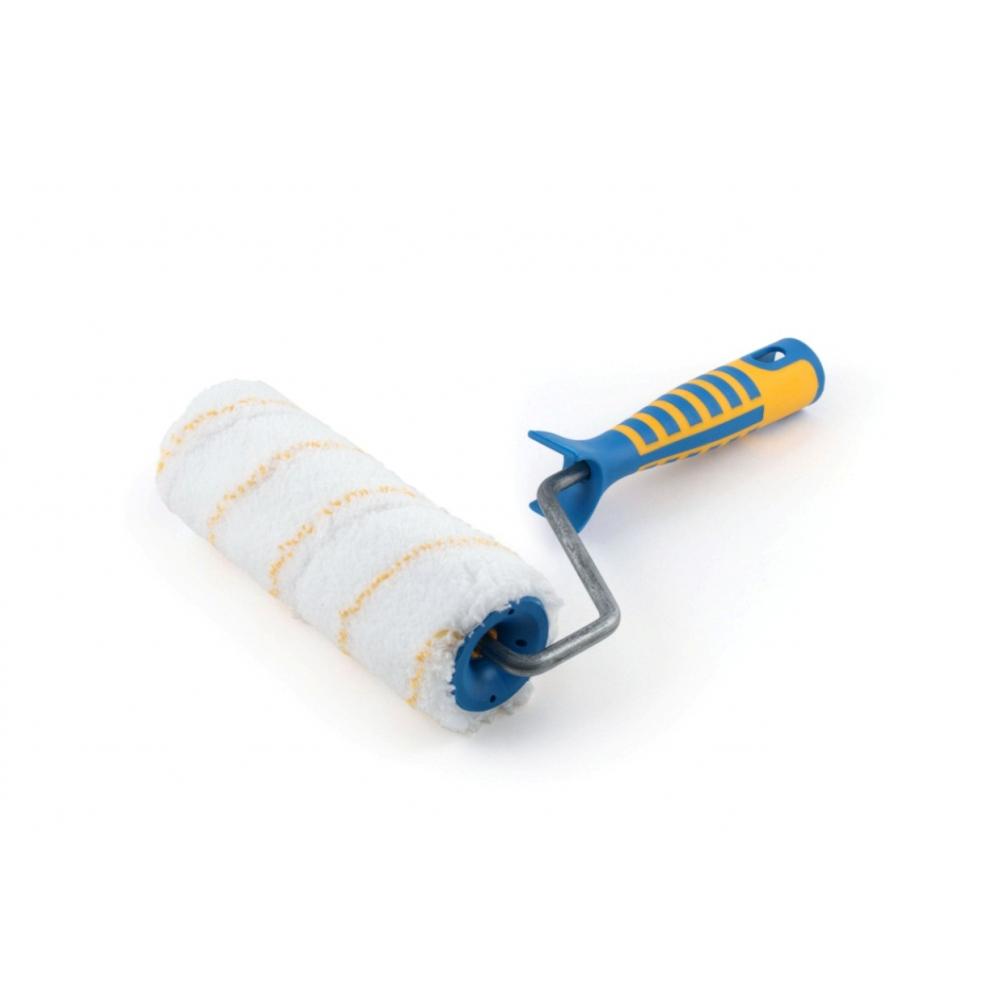 Валик для антисептиков и красок мелодия цвета микрофибра 100-737