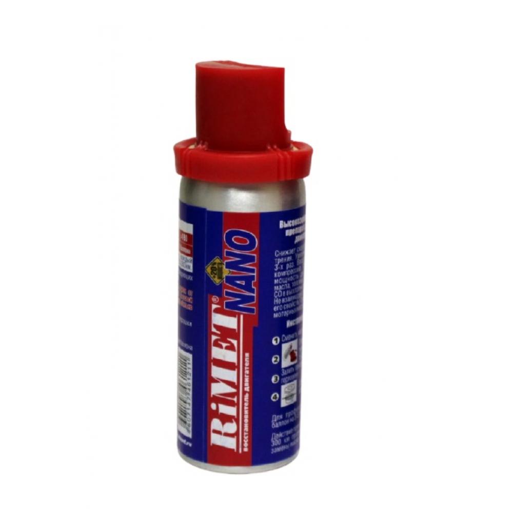 Добавка в моторное масло rimet nano