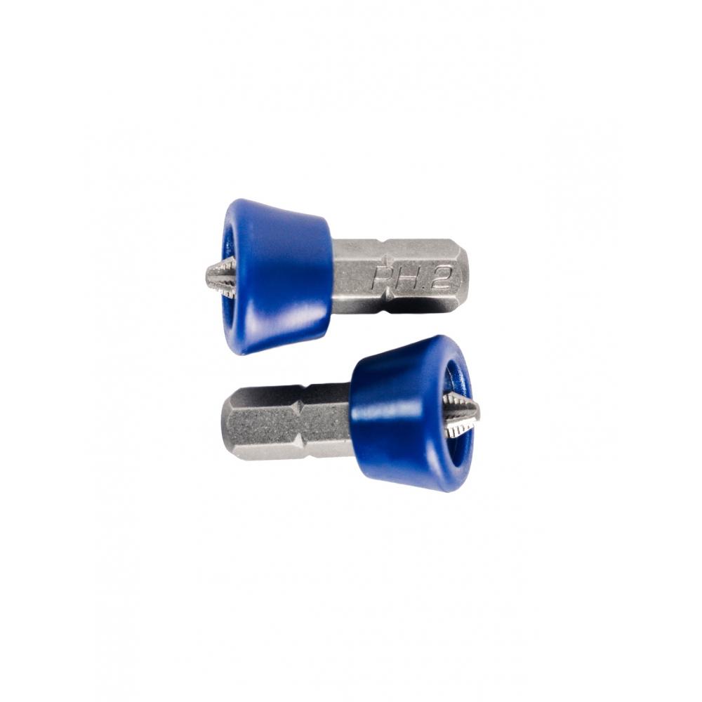 Купить Насадка магнитная с вращающимся ограничителем (2 шт; 25 мм; ph2) jettools w7-23-4-0252
