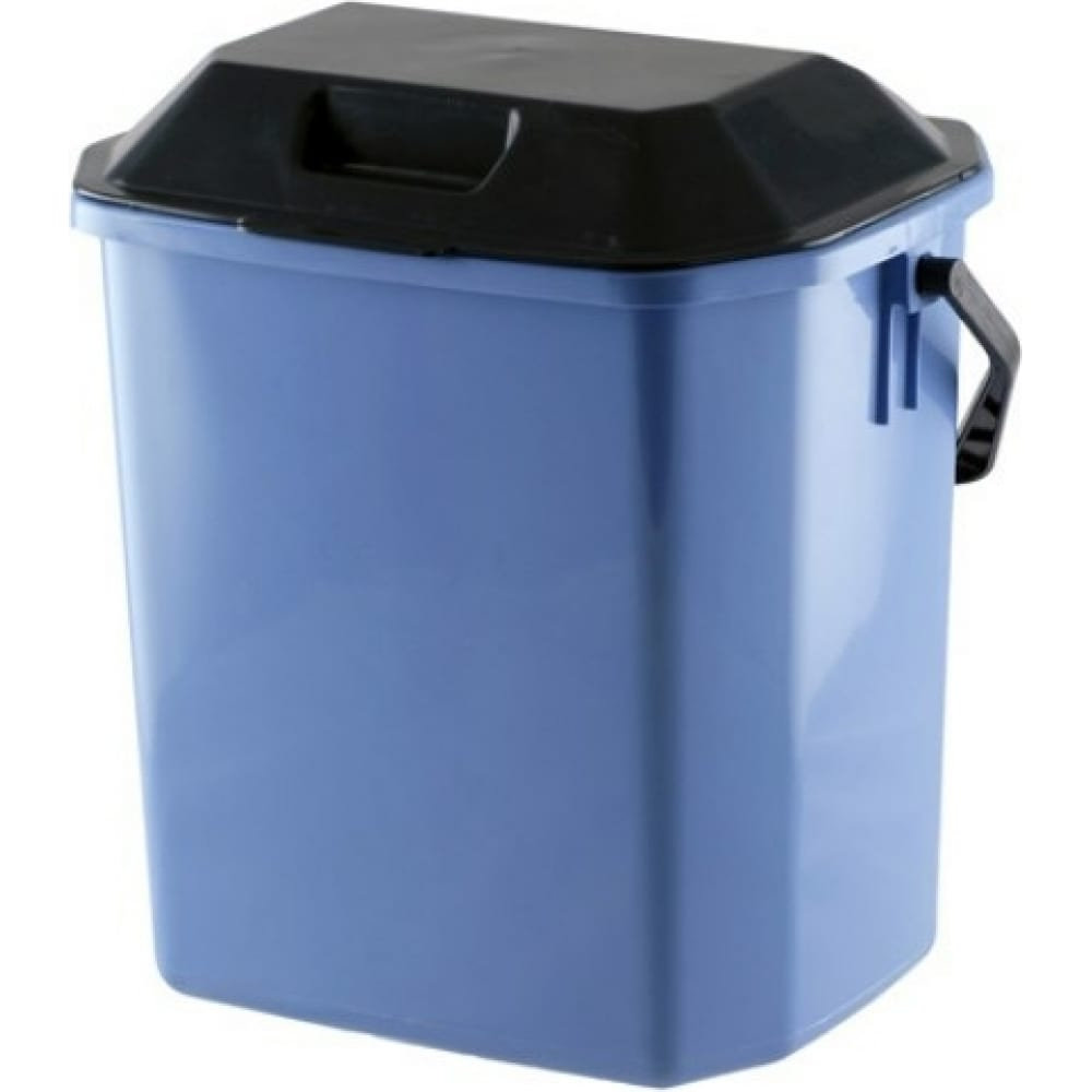 Ведро для мусора полимербыт 4316300