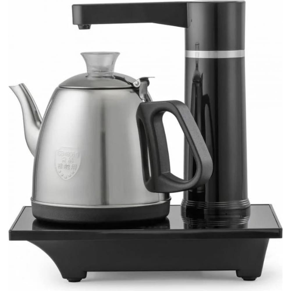 Купить Электрочайник vatten dl505nft чайный столик с помпой 6473