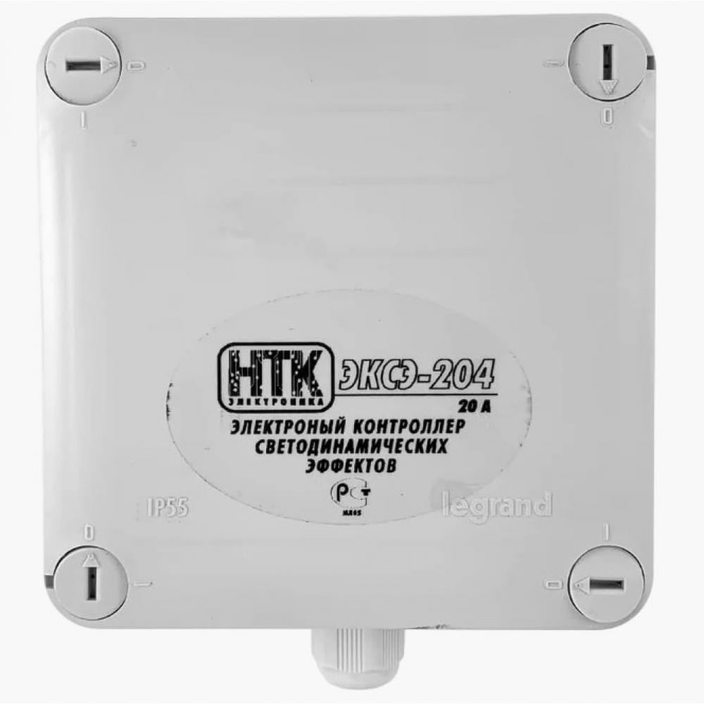 Светоконтроллер нтк электроника эксэ-204 20 а/ip56 4620748890235