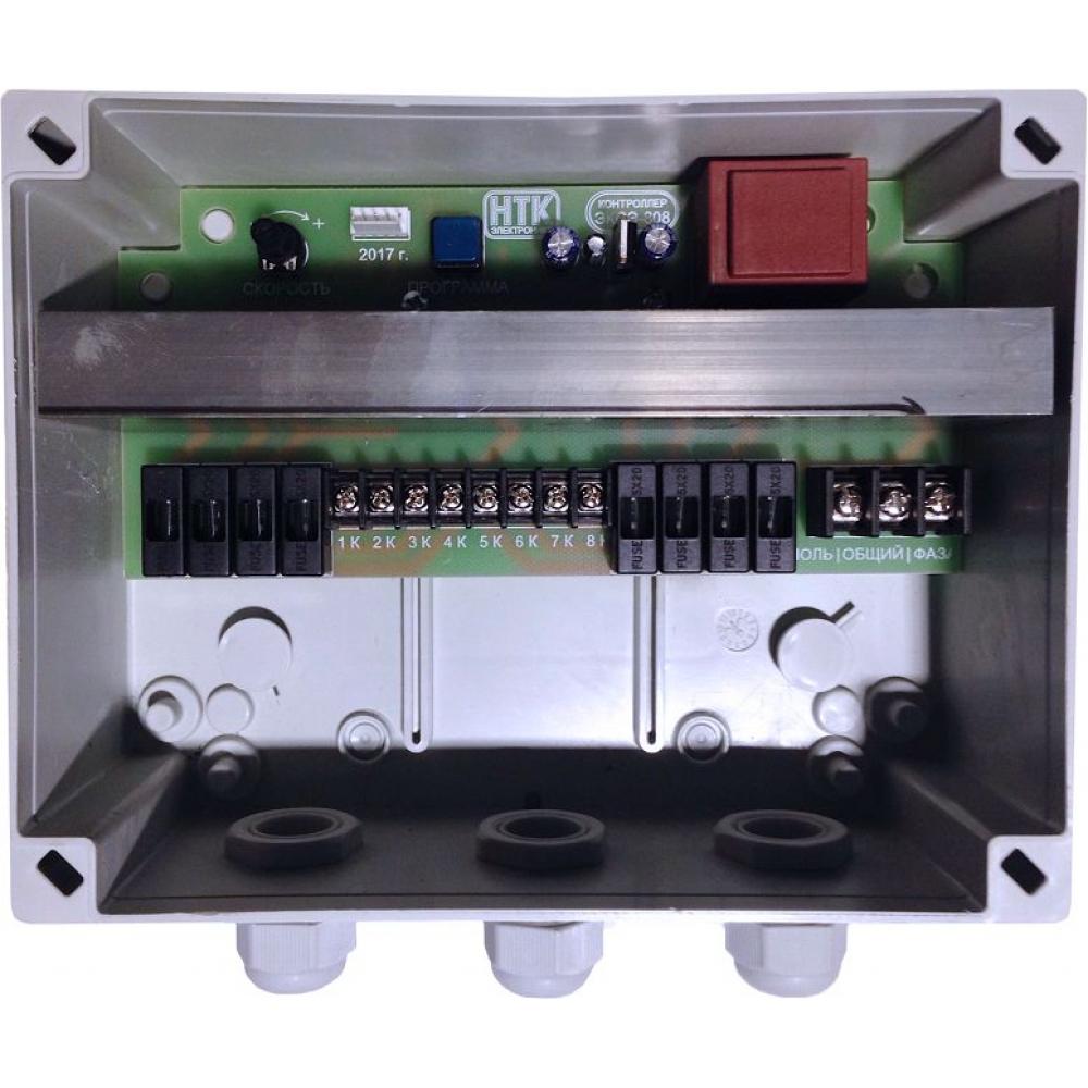 Светоконтроллер нтк электроника эксэ-808 40а/ip56 4627082400250