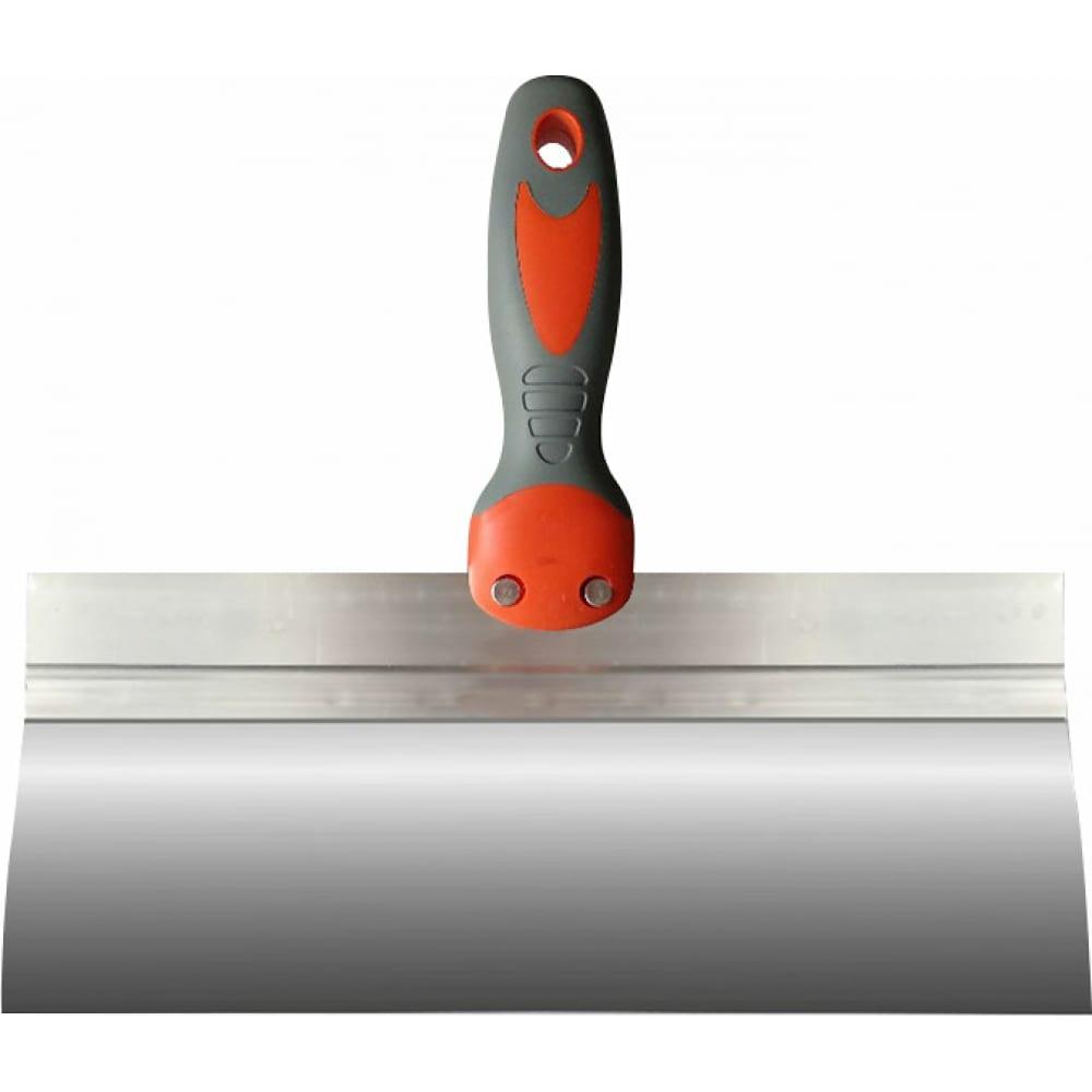 Купить Фасадный шпатель двухкомпонентная ручка 250мм jettools 320-0250