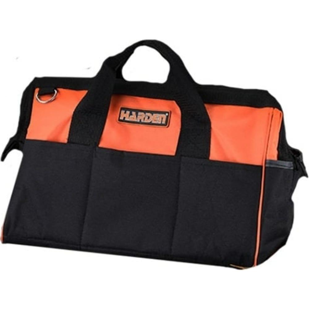 Купить Усиленная водонепроницаемая сумка для инструмента harden 500 мм, 520505