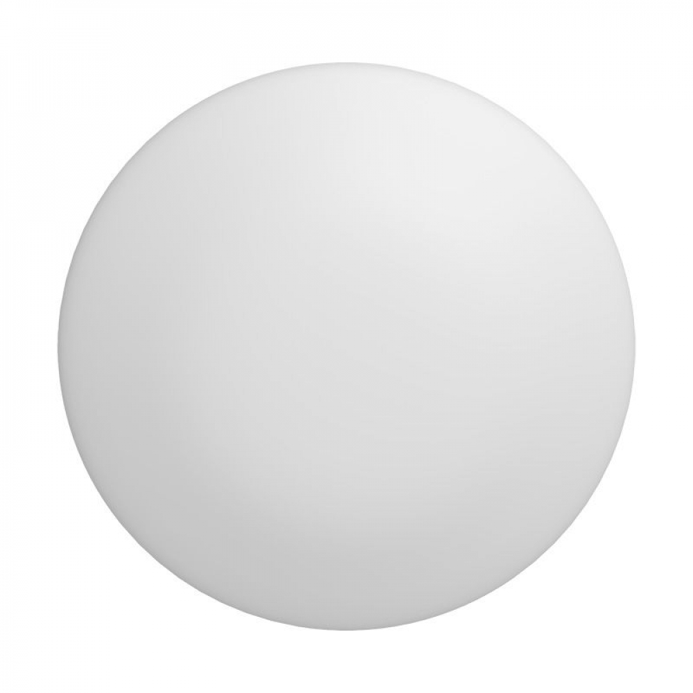 Купить Светодиодный светильник gauss ip20 d300x110 15w 800lm 4000k decor белый 1/12 941429215