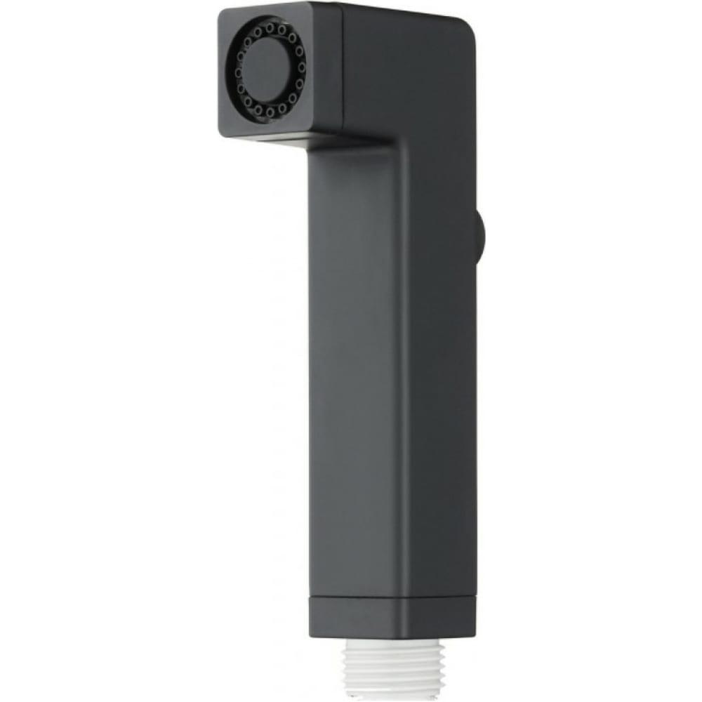 Купить Гигиенический душевой набор orange черного цвета шланг, гигиенический душ, держатель hs021bk