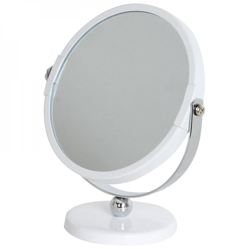 Купить Зеркало косметическое рыжий кот 125 мм х5 двустороннее m-3135 310453