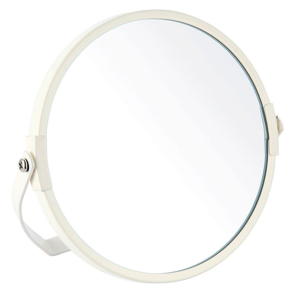 Купить Зеркало косметическое рыжий кот 15см х2 двустороннее m-1602p 310833