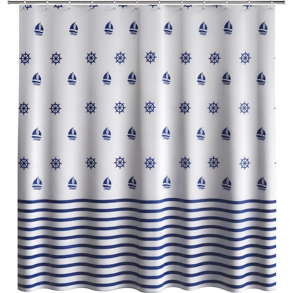 Купить Шторка для ванной комнаты fora royal navy for-rn095