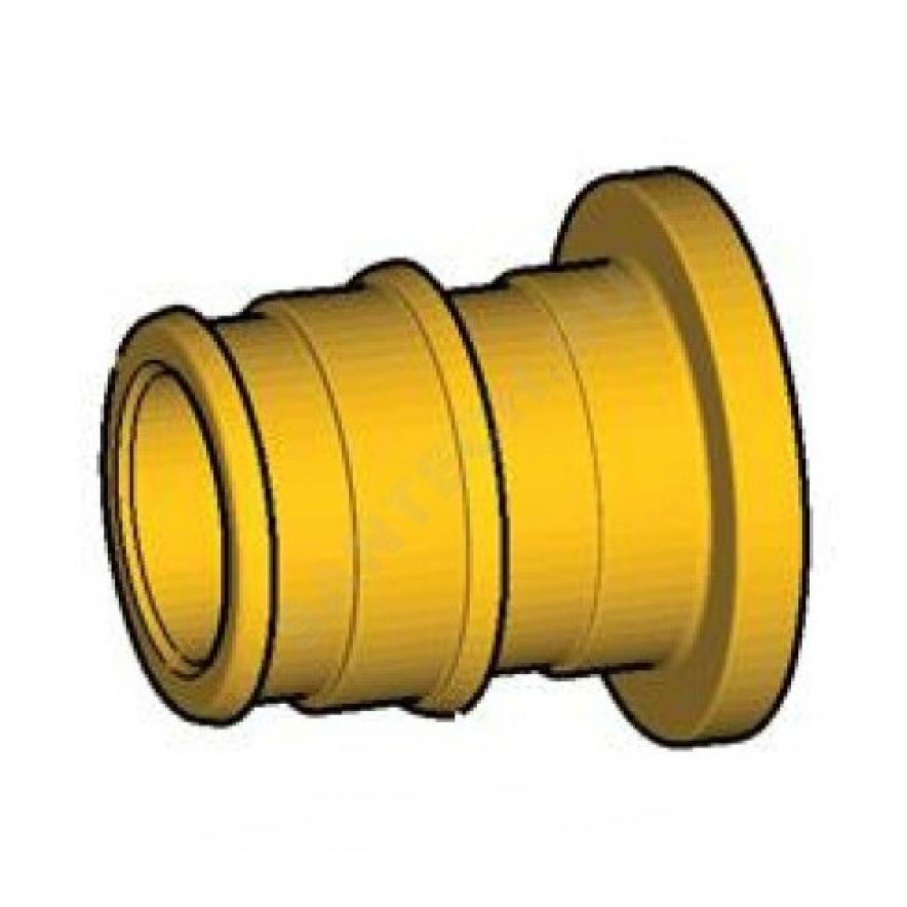 Заглушка для pe-x giacomini латунь gx165 дн 16 gx165y003 127-1618