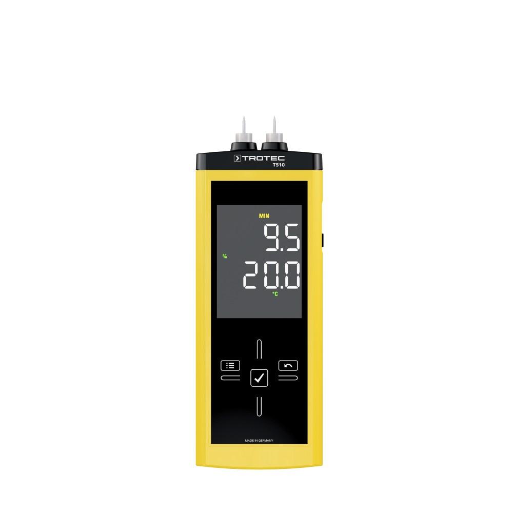 Измеритель влажности материалов trotec t510