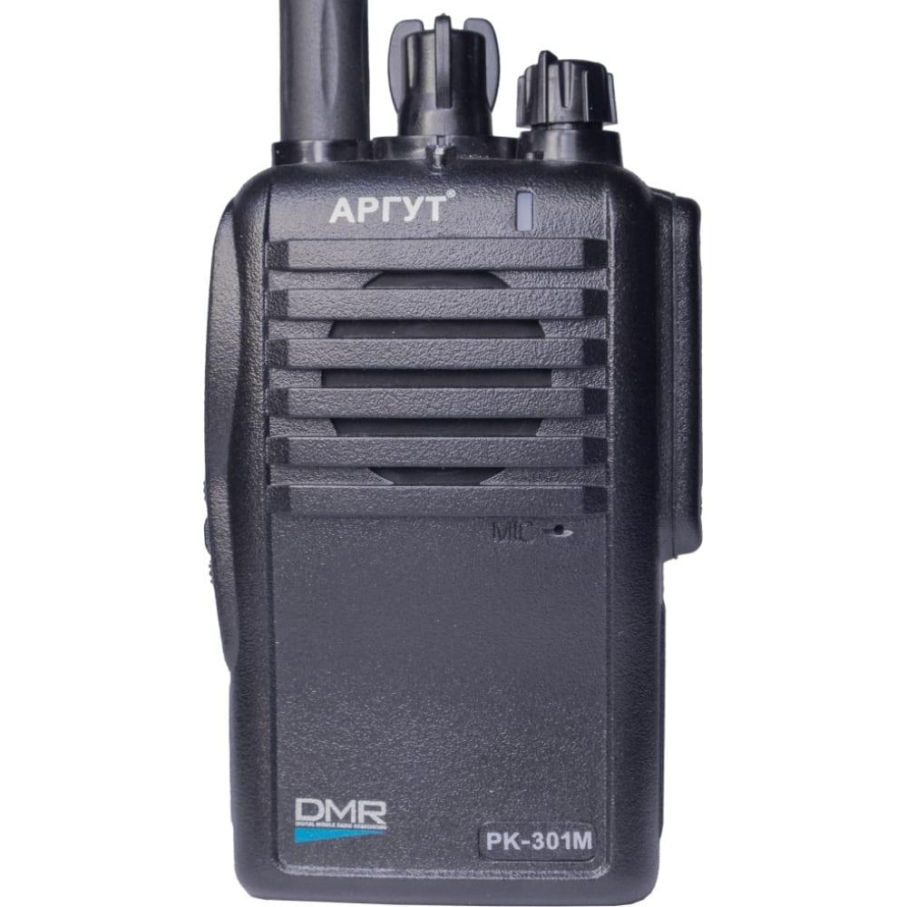 Купить Цифровая носимая радиостанция аргут рк-301м uhf