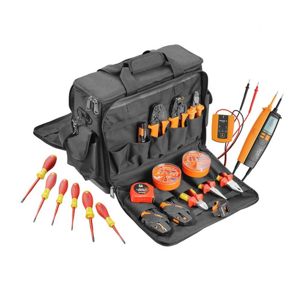 Набор электромонтажного инструмента weidmuller pro case 16 в чемодане 2602270000