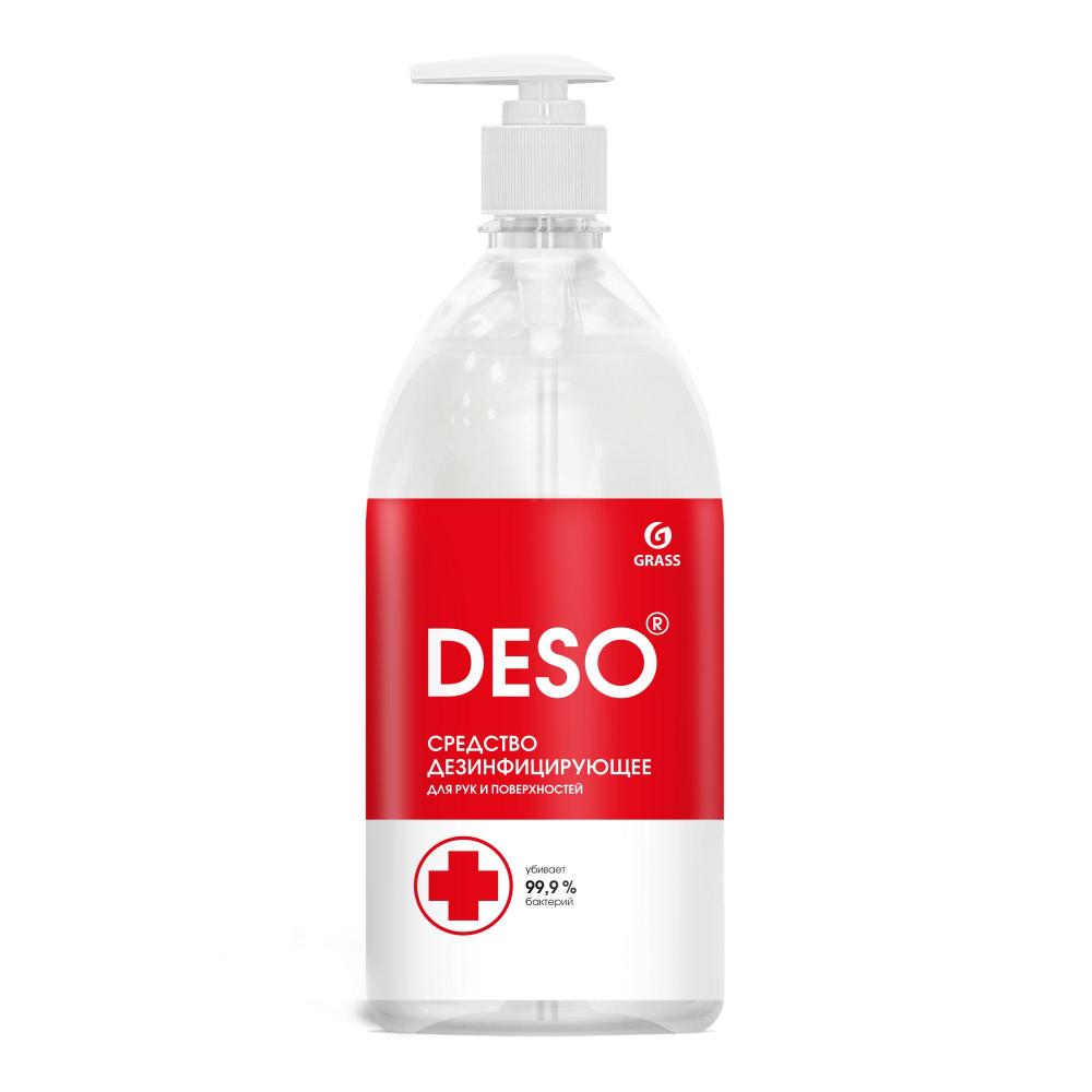 Дезинфицирующее средство grass deso 1000мл 125578
