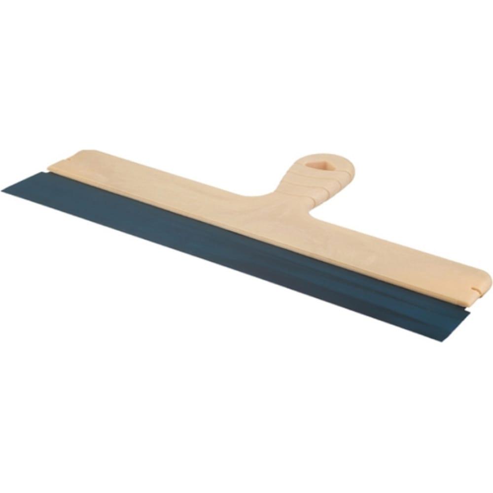 Купить Фасадный шпатель лазурный берег вороненая сталь, 450мм 910450/в