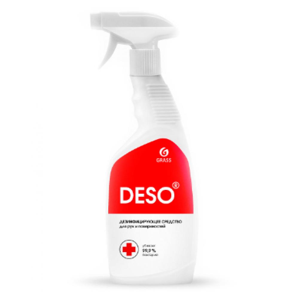 Дезинфицирующее средство grass deso 600мл 125577