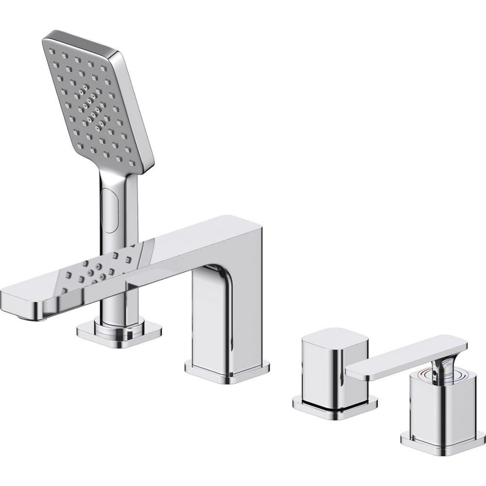 Купить Врезной смеситель для ванны с душем timo torne 4330 00y