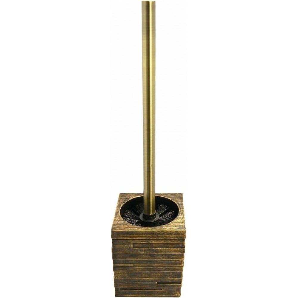 Купить Ёрш для унитаза ridder brick antik бронзовый 22150448