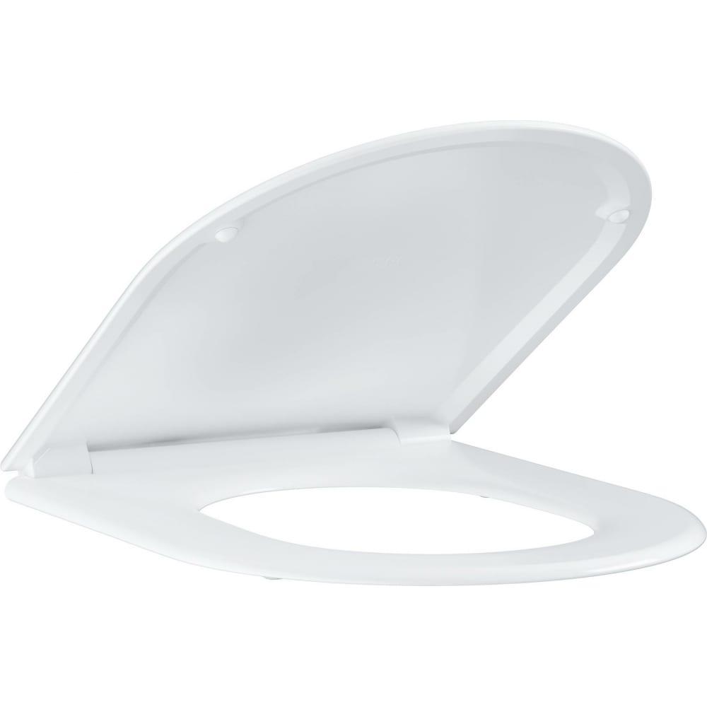 Купить Сиденье для унитаза grohe essence ceramic с микролифтом 39577000