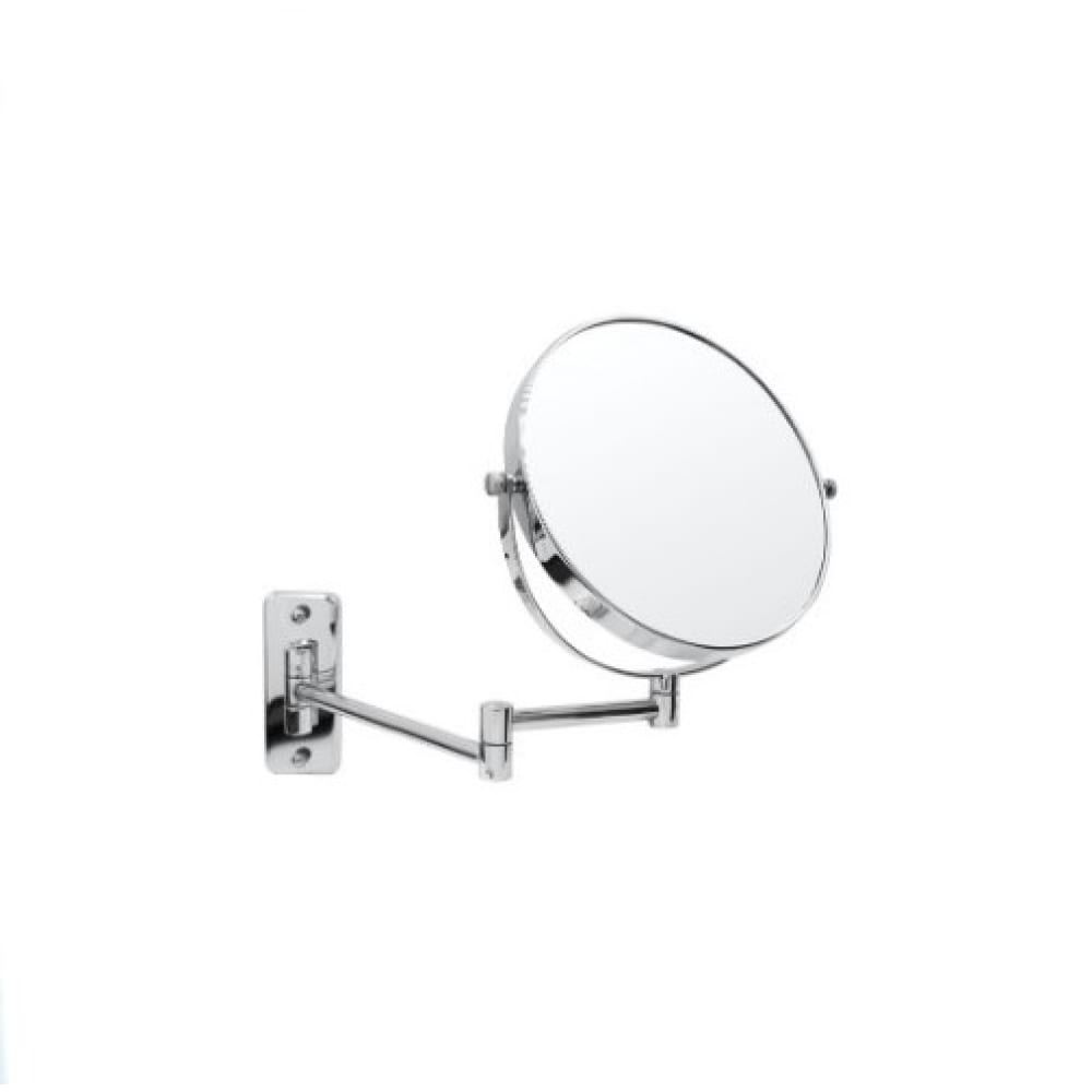 Купить Косметическое зеркало ridder подвесное belle 1х/5х-увеличение хром о3104100