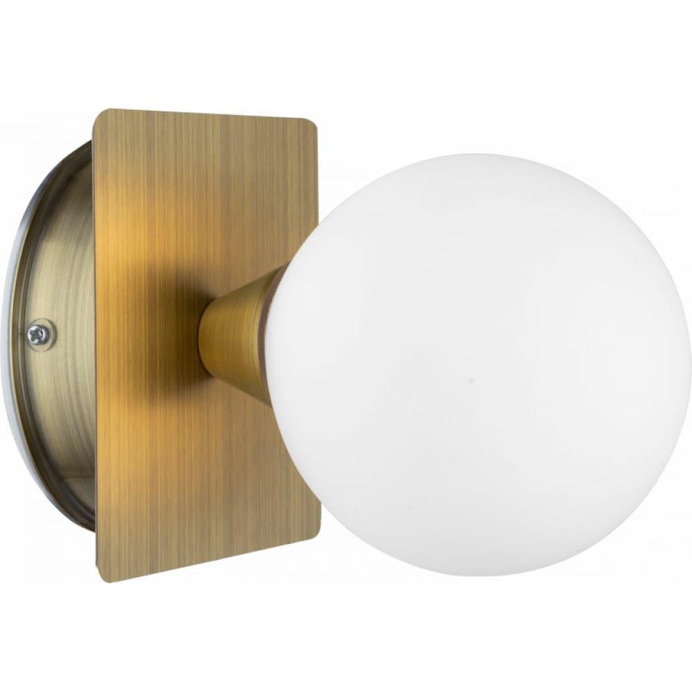 Настенный светильник arte lamp a5663ap-1ab