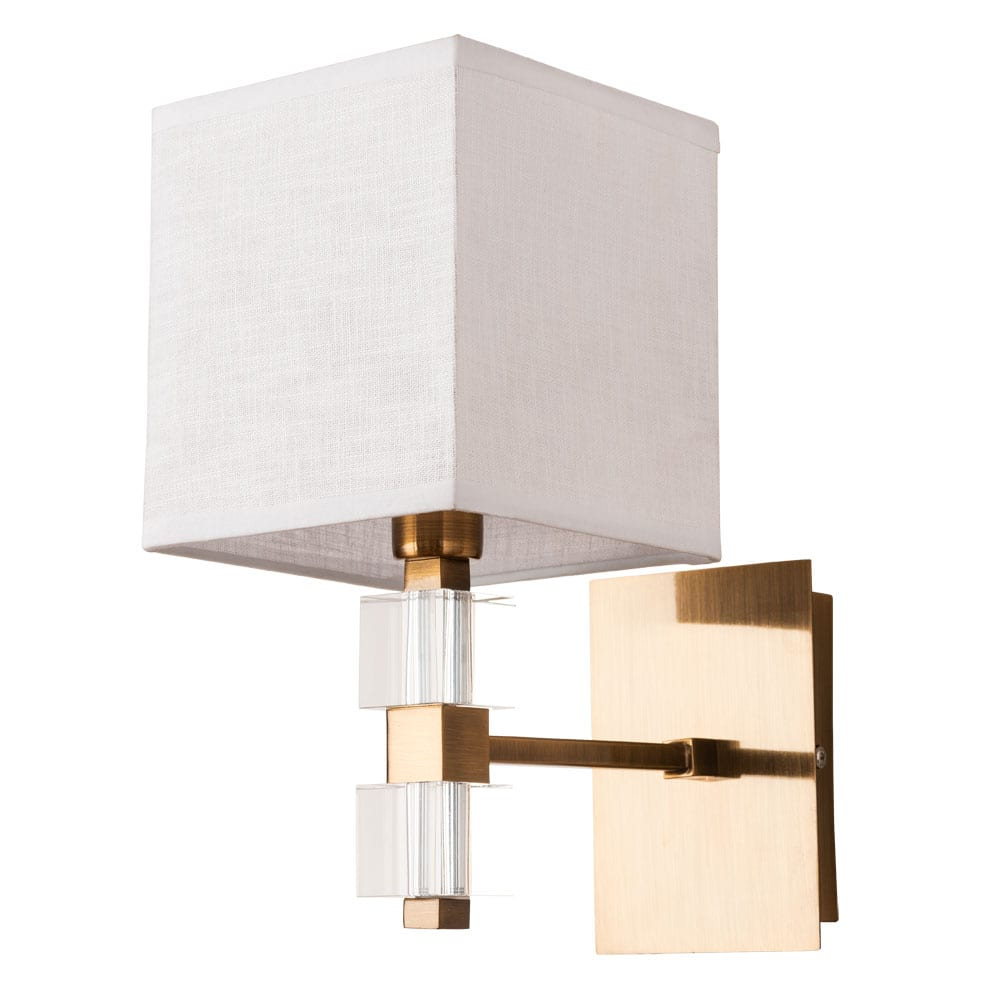 Настенный светильник arte lamp a5896ap-1pb