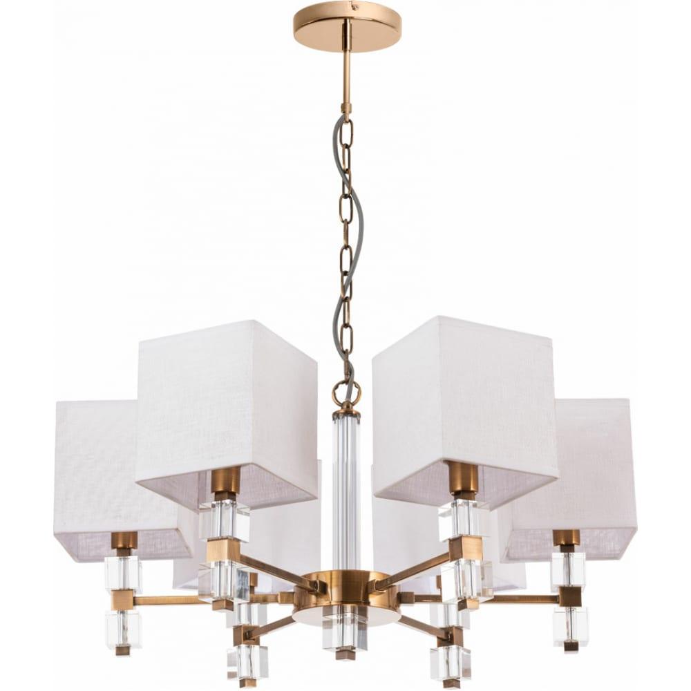 Подвесной светильник arte lamp a5896lm-6pb