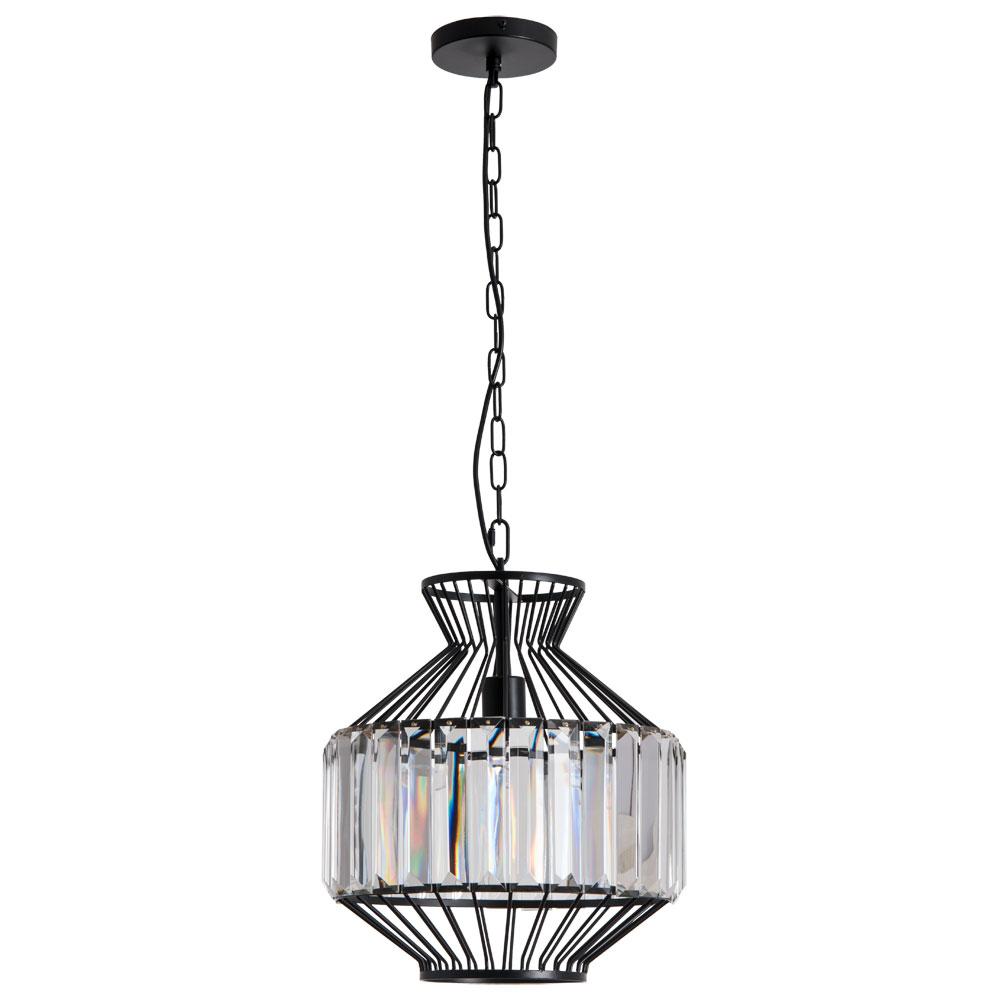 Подвесной светильник arte lamp a1789sp-1bk