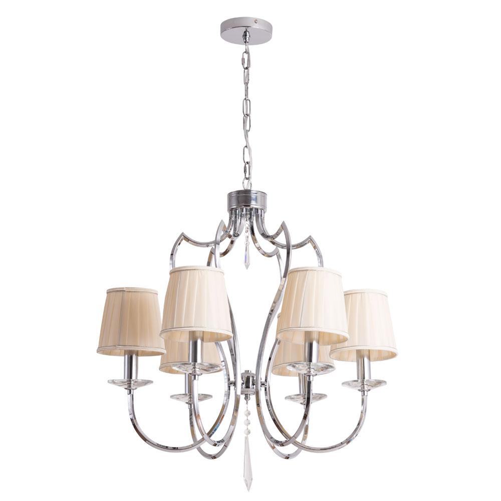 Подвесной светильник arte lamp a6352lm-6cc
