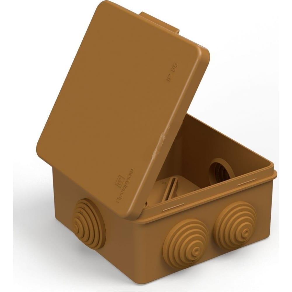 Купить Распределительная коробка промрукав для о/п безгалогенная hf бук 100х100х50 40-0302-8001