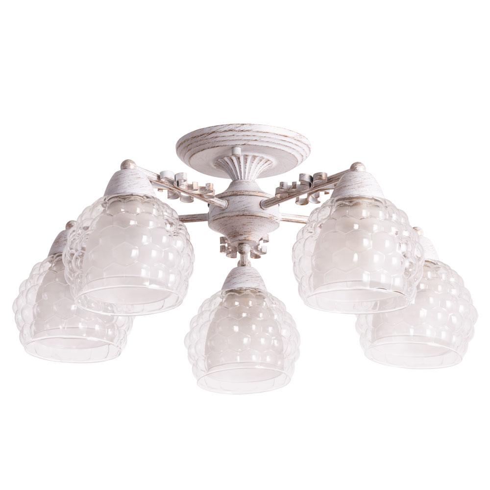 Потолочный светильник arte lamp a7695pl-5wg