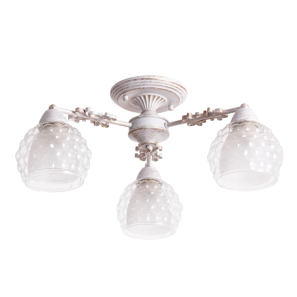 Потолочный светильник arte lamp a7695pl-3wg