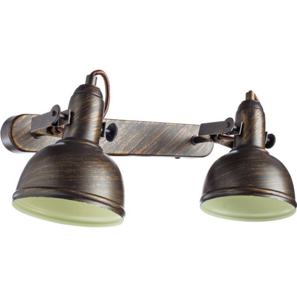 Настенный светильник arte lamp a5213ap-2br