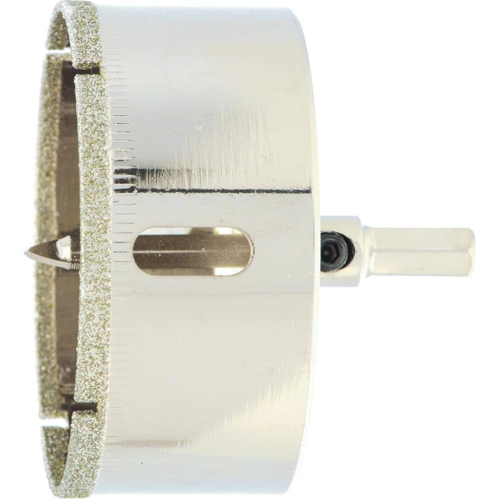 Купить Сверло по керамической плитке и стеклу 65х55 мм сибртех 72725