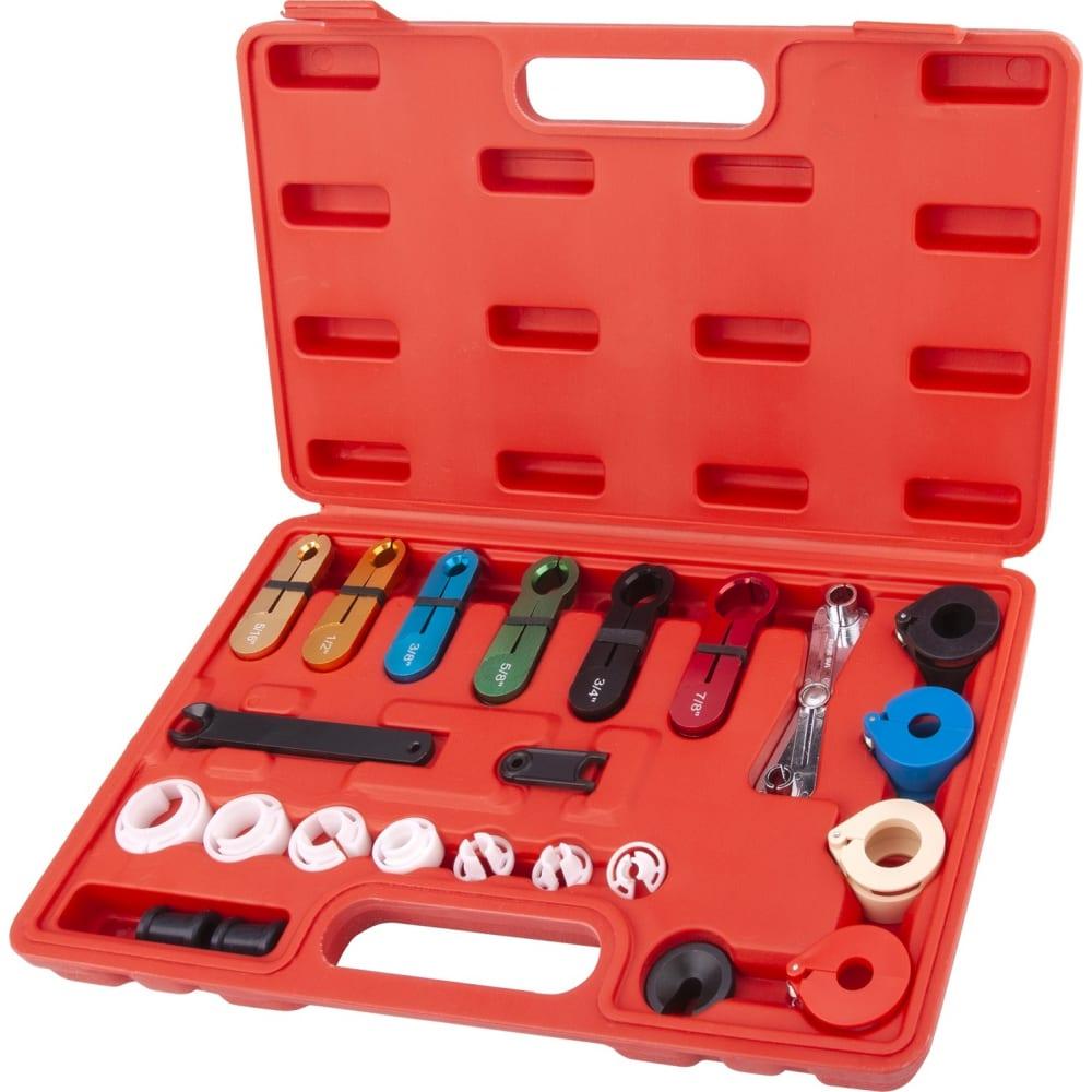 Купить Универсальный набор для разъединения трубопроводов av steel 22 предмета av-920049