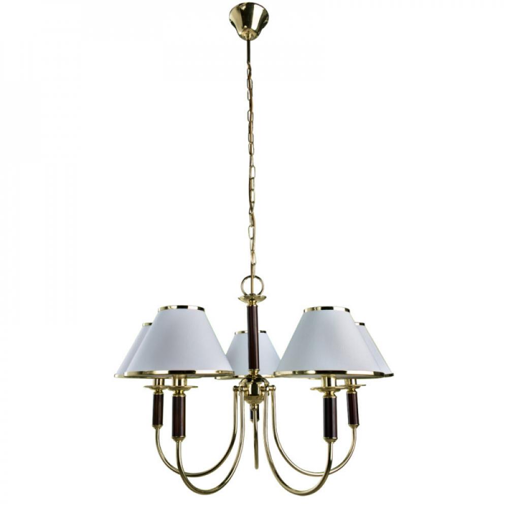 Подвесной светильник arte lamp a3545lm-5go