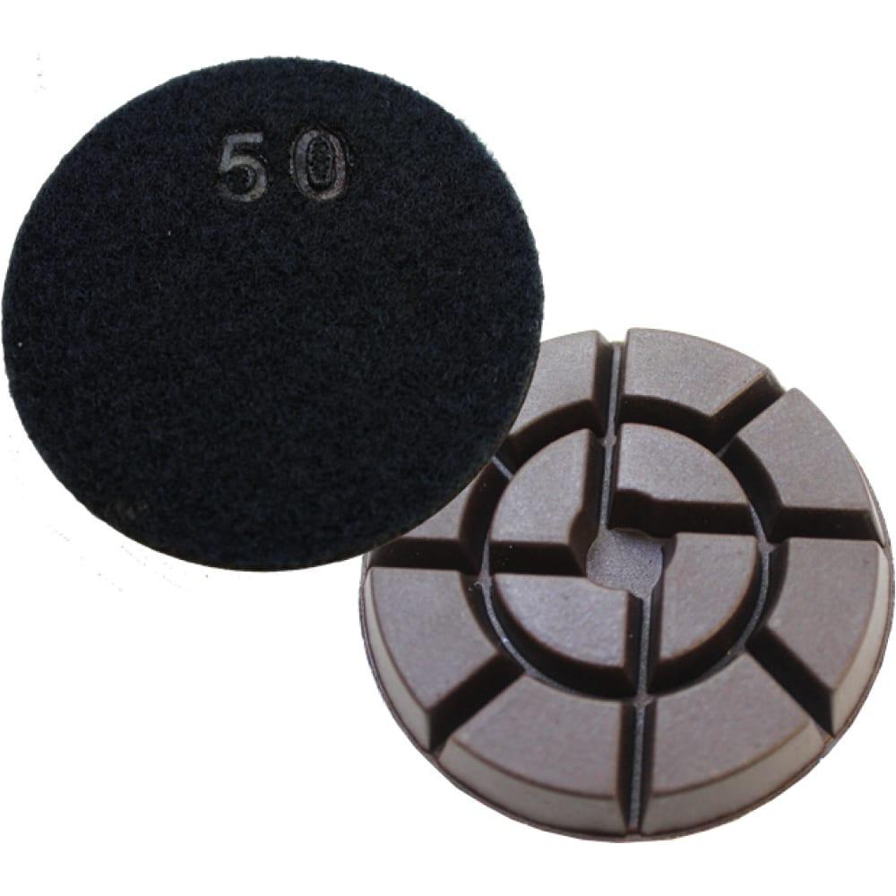 Купить Пад алмазный полировальный professional wp (80х12 мм; зернистость 50) hodman 2975