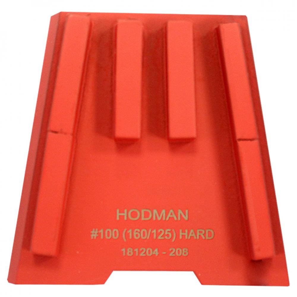 Купить Франкфурт алмазный шлифовальный (100h; 160/125 мкм; 6 сегментов) для мягкого бетона hodman 00-00002440