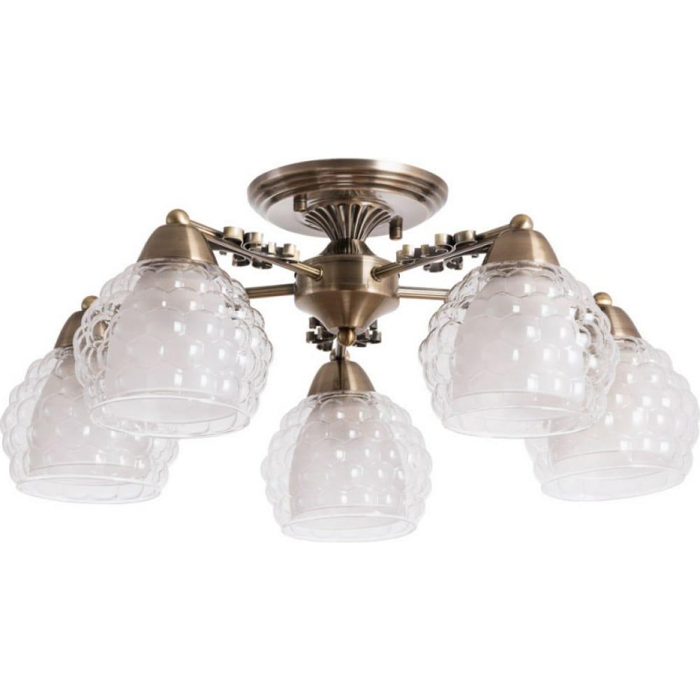 Потолочный светильник arte lamp a7695pl-5ab